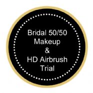 Wilma Garcia Bridal 50/50 Trial Package
